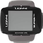 Lezyne Super Pro GPS Black HRSC Loaded