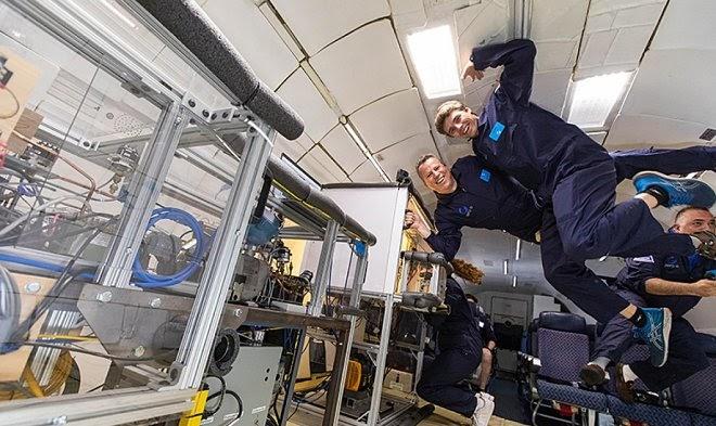 Инженеры разработали космический холодильник, способный работать в невесомости