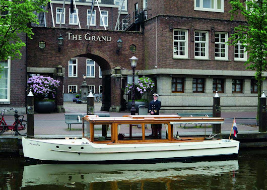 Wedding in The Grand Amsterdam