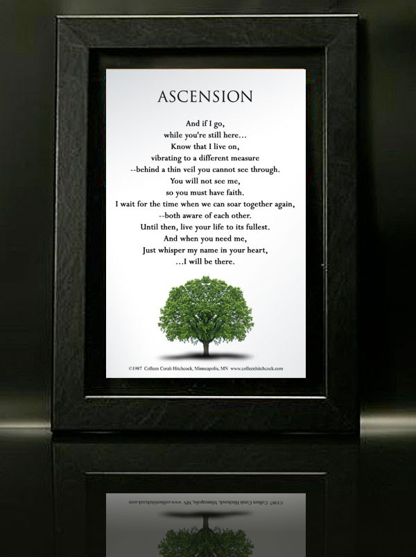 Tree Of Life Ascension Framed Print The Hitchcock Shop