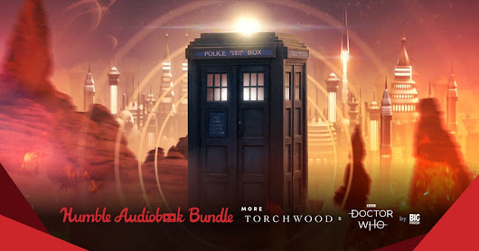 Humble Audiobook Bundle: More Torchwood & Doctor Who presented by Big Finish