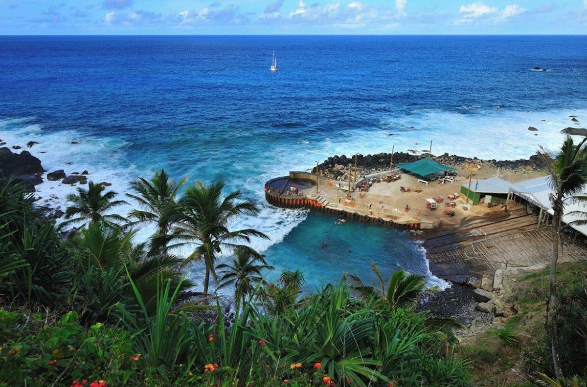 Como é viver em uma pequena ilha britânica no meio do Pacífico 09
