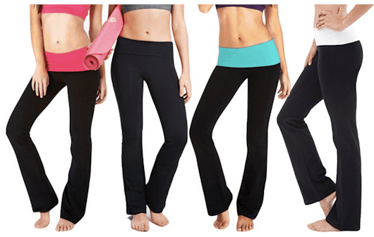 Cute Yoga Pants - LIST of Yoga Pants starting at ONLY $6.67!