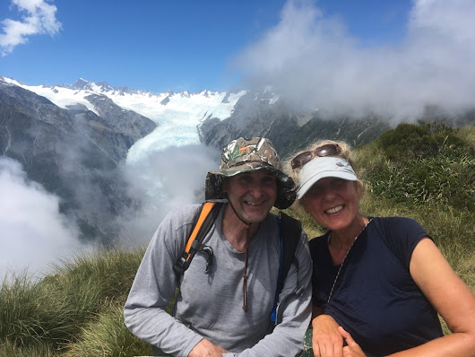 Tramping Alex Knob with one quiet American | HubPages