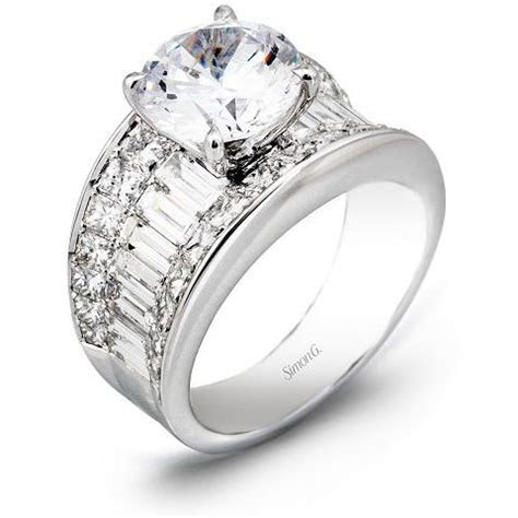 1000  ideas about Wide Band Rings on Pinterest   Diamonds