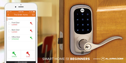 Smart Home for Beginners: Smart Locks and Access