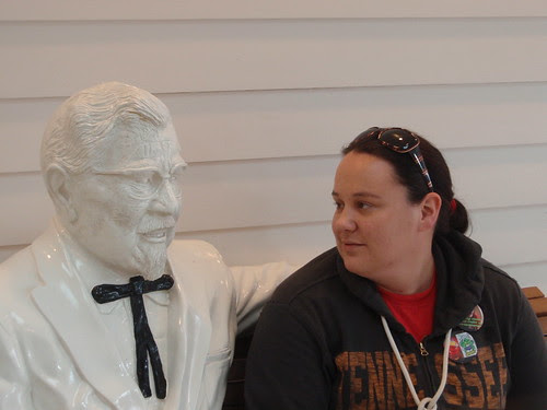 kristin and the colonel