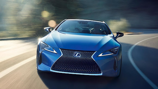 The New Car Paint Lexus Spent 15 Years Creating
