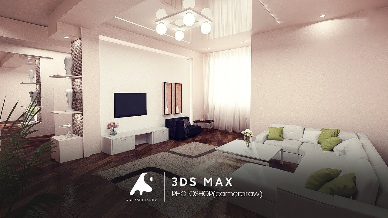 This video tutorial explains the fundamental parameters of 3ds max lights what lighting fixtures can do and how you may control them interior a scene
