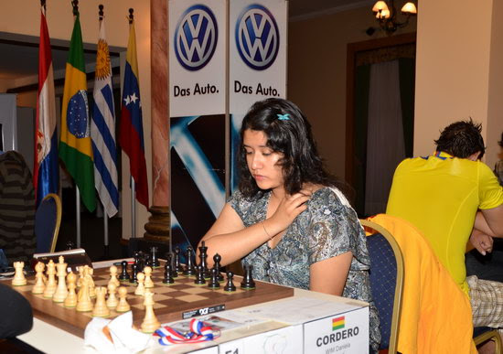 WIM Daniela Cordero