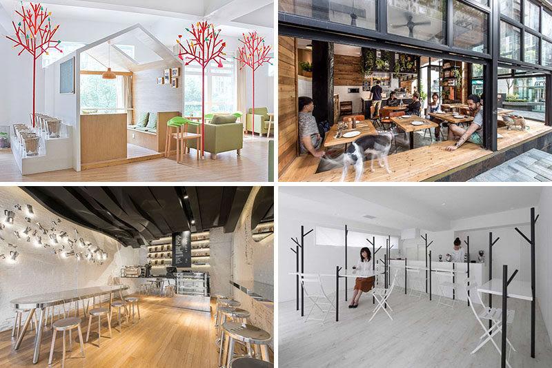 10 Unique Coffee Shop Designs In Asia | CONTEMPORIST