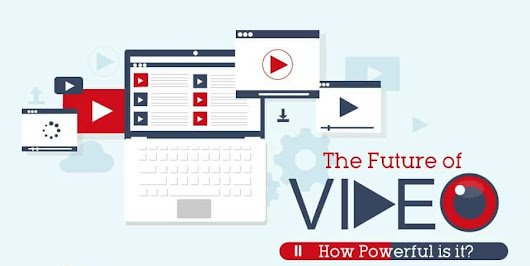 How Powerful Will Video Become? [infographic] - DreamGrow