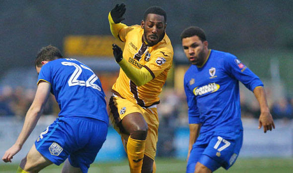 Sutton held AFC Wimbledon to a 0-0 draw