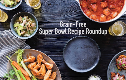 Paleo Super Bowl Recipes from the Celebrations Cookbook | Against All Grain - Delectable paleo recipes to eat & feel great