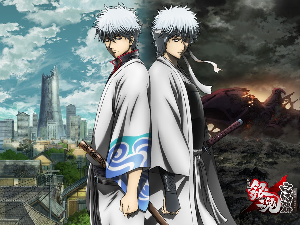 Gintama Hd Anime Wallpaper Pack Wallpapers