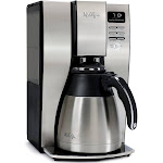 Mr. Coffee - Optimal Brew 10-Cup Coffeemaker - Stainless Steel (Silver)