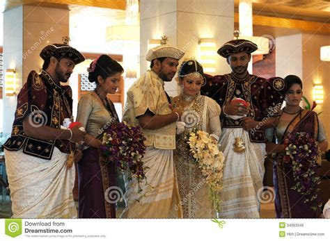 Bride Groom Sri Lanka Stock Images   Download 76 Royalty