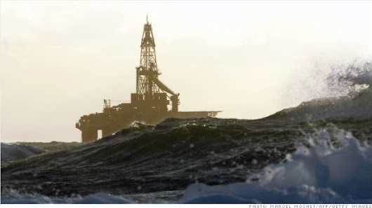 Oil producers caught in a perfect storm