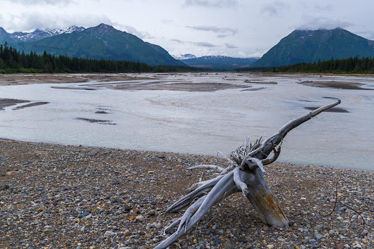 Backpacking Alaska - Day 3: The Red River | LotsaSmiles Photography