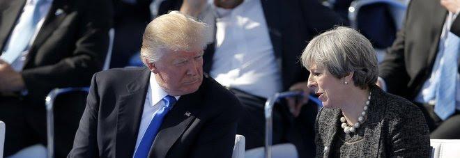 Risultati immagini per RELAZIONI USA E UE IN CRISI