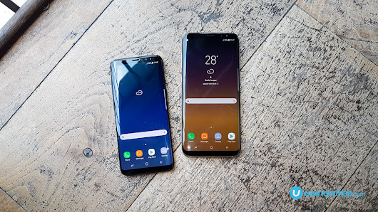 7 'firsts' Samsung put into the Galaxy S8