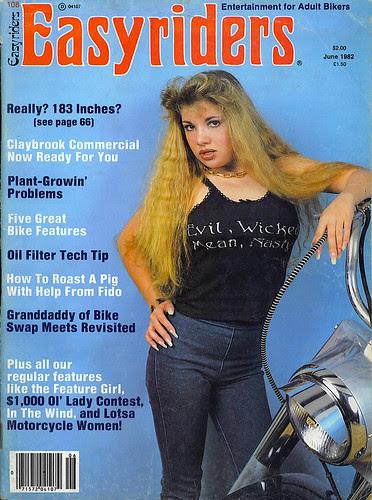 Easyriders magazine June1982