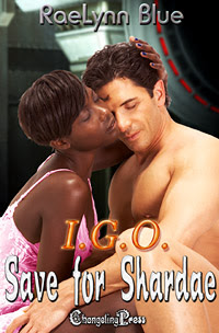 IGO: Save for Shardae by RaeLynn  Blue