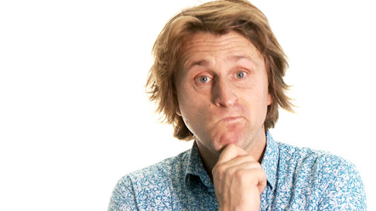 Milton Jones: is Christianity weird? - video | Comment is free |