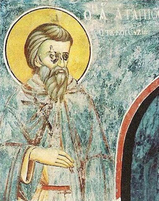 IMG ST. AGAPIUS of Vatopedi, Mt. Athos