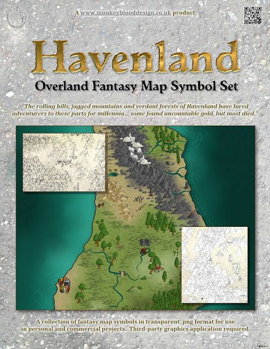 Havenland Icon Set