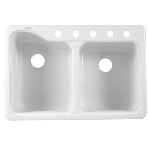 Porcelain Kitchen Sinks American Standard 7145 805 208