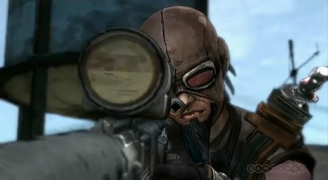 Sniper Rifle Borderlands Wiki Walkthroughs Weapons