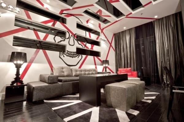 Hotel Appartements -luxuriöse Einrichtung- Hard Rock Hotel ...