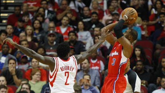 Clippers bury Rockets behind Griffin, Redick