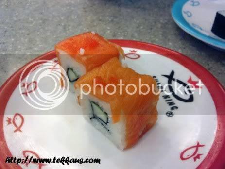 Salmon Sashimi,Sushi King,Raw Salmon