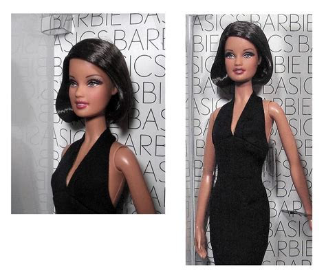 BARBIE BASICS Doll Muse Model No 11 011 11.0 Collection 1