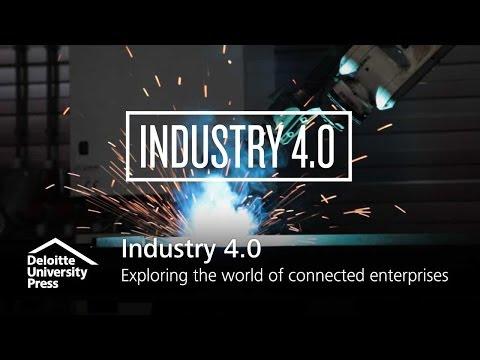 .什麼是工業 4.0,它對我的公司有何貢獻?