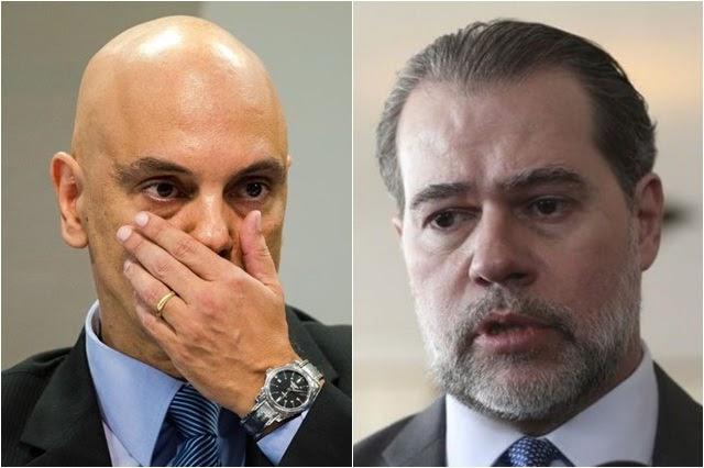 A renúncia de Toffoli e Moraes já é assunto do dia