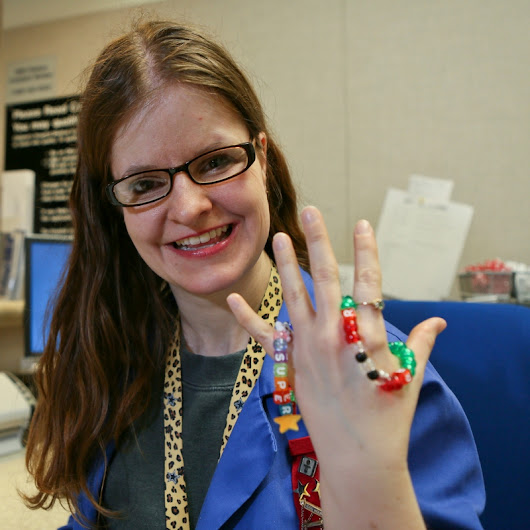 Kids Find Bravery in Volunteer's Special Bracelets:Inside Children's Blog