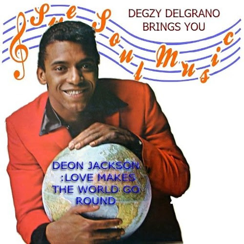 Love makes the world go round by Degzy Delgrano