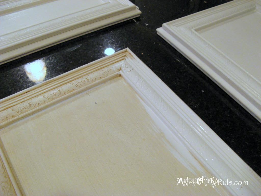 Annie Sloan Chalk Paint Kitchen Cabinets