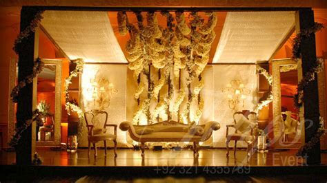 Wedding Stage Decoration   Romantic Decoration