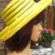 monkey Yellow banana by tigerlilies on Etsy