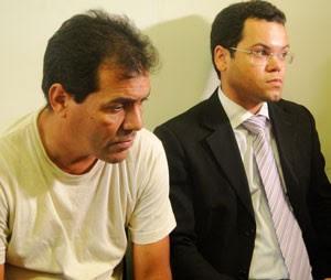 Advogados de Wellington pedirão revogação de prisão (Foto: Rafael Barbosa/G1)
