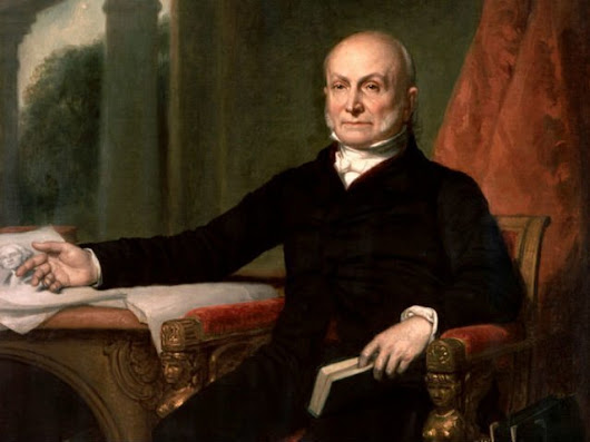 10 fascinating facts about John Quincy Adams for his 250th birthday - National Constitution Center