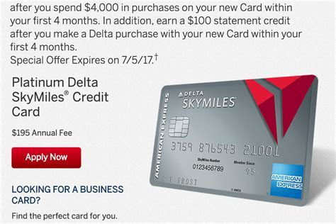 Delta Platinum Credit Card Promotion   Kayacard.co