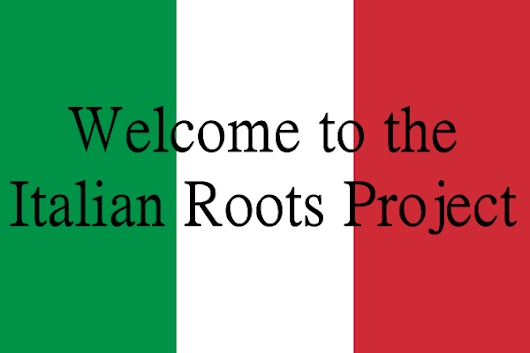 Italian Roots Project