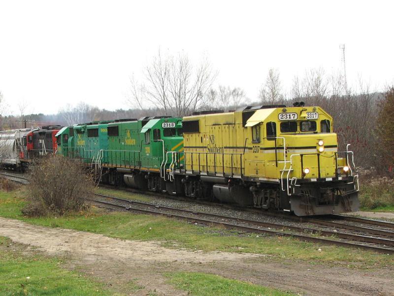 NBSR 2317 in McAdam 2006/10/28