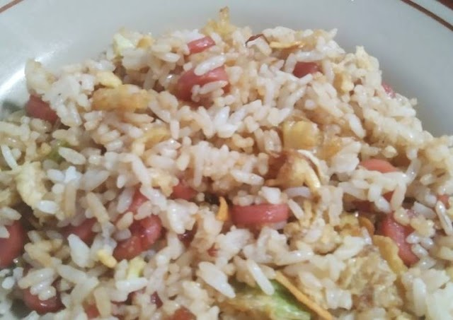 Resep: Berselera Nasi Goreng Simple Enak Cara Bunda Judith Recipe