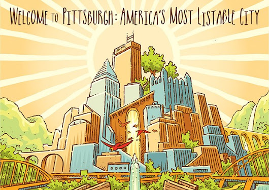 Most Listable City | News | Pittsburgh | Pittsburgh City Paper